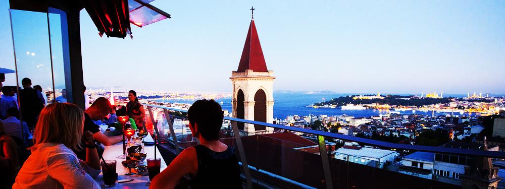 Istambul%20360%20vista Os melhores restaurantes de Istambul