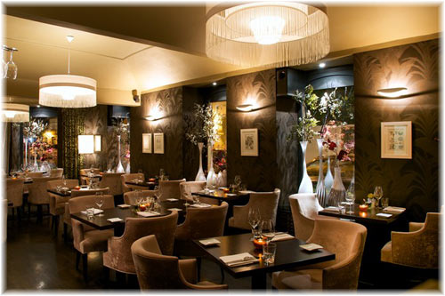 Dicas de restaurantes em praga voali for Fachadas de restaurantes modernos