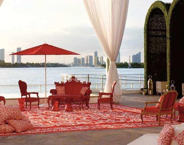 Miami Hotel Mondrian Onde ficar em Miami: melhores hotéis