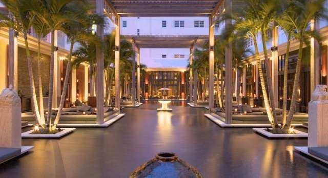 Miami Hotel Setai Onde ficar em Miami: melhores hotéis