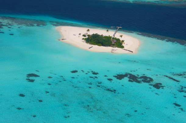 Maldivas hotel aereo 2