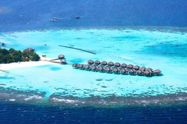 Hotel Maldivas aereo