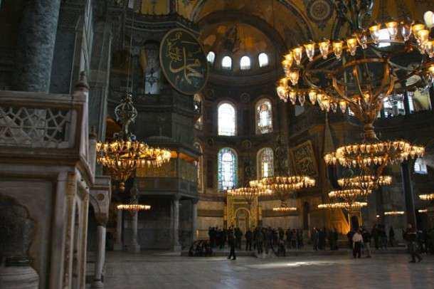 Istambul Haya Sofia
