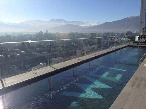 Santiago w piscina