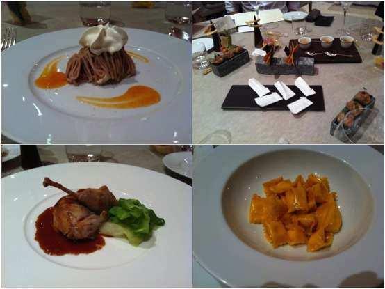 Piemonte piazza duomo comidas