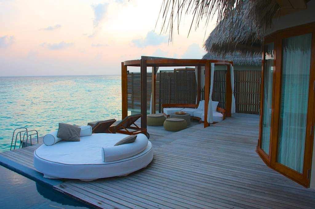 Hotel de luxo em Maldivas W Maldives Voali