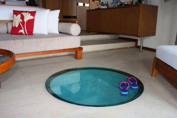 Maldivas hotel quarto