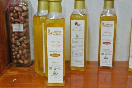 Essaouira argan comestivel