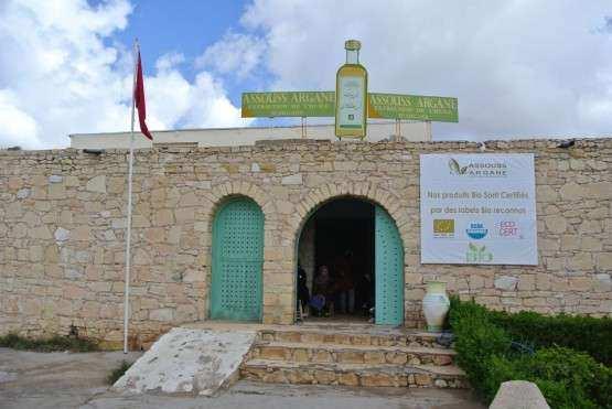 Essaouira argan cooperativa