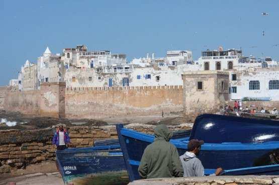 Essaouira porto 2