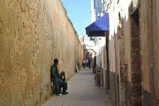 Essaouira ruas medina