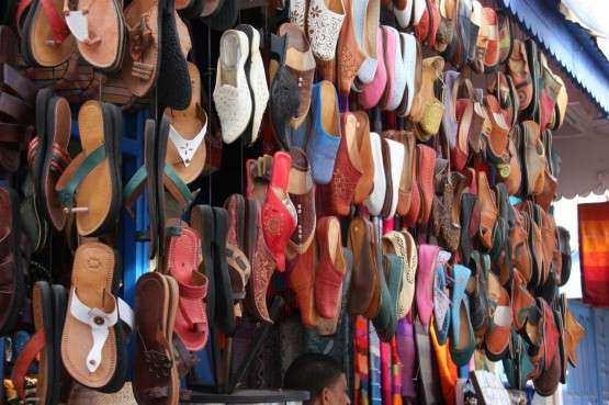 Essaouira venda 3 sapato