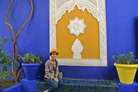 Marrakech Jardim Majorelle Pri