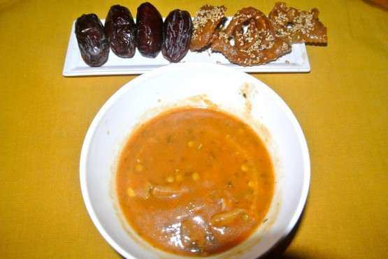 Marrakech culinaria harira