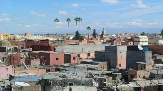 Marrakech medina 2