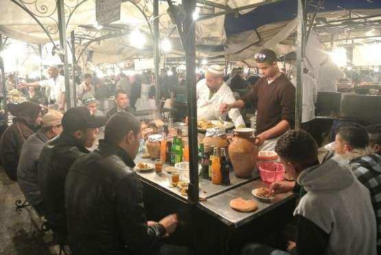 Marrakech praca 1