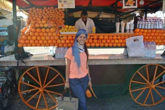Marrakech praca 4 suco