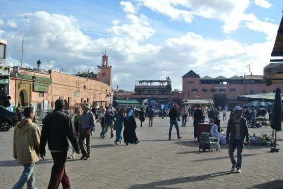 Marrakech praca 9