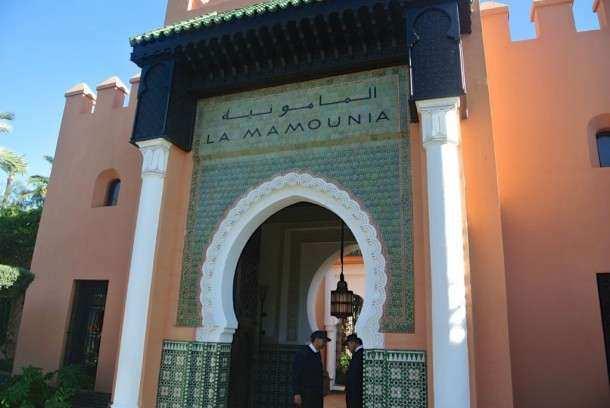 Marrakech Mamounia 2