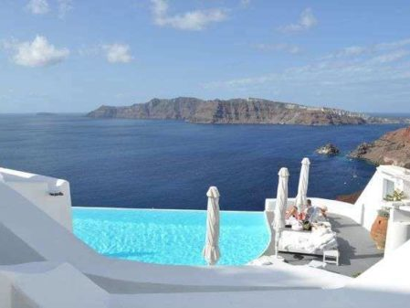 Dicas de Santorini: hotel de luxo, passeios e restaurantes