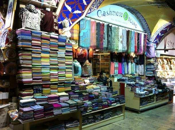 Istambul compras bazaar 10