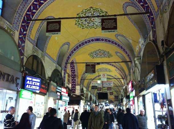 Istambul compras bazaar 8