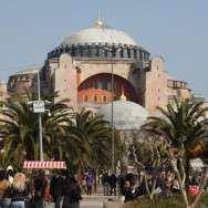 Istambul haya sofia fora