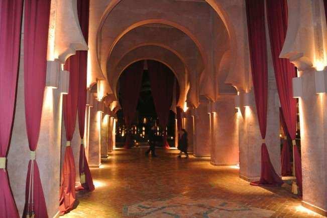 Marrakech Aman lobby