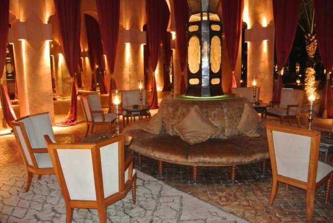 Marrakech Aman lounge