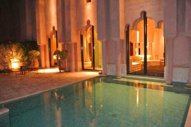 Marrakech Aman suite 4