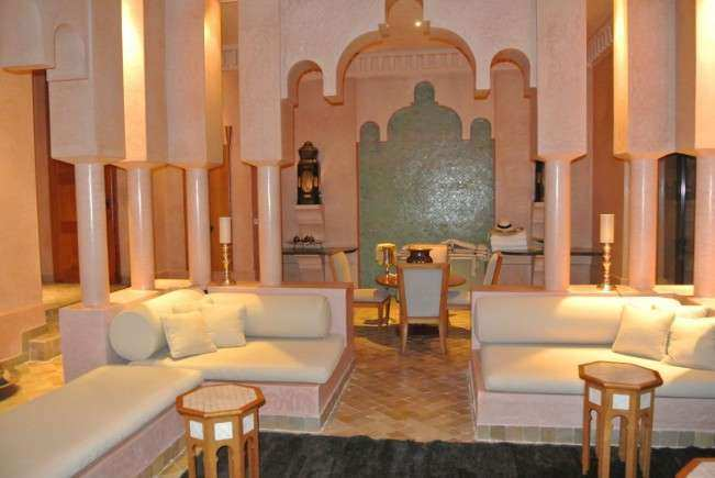 Marrakech Aman suite