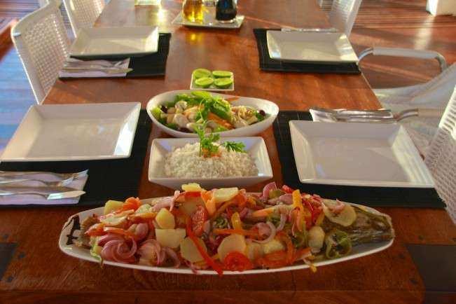 Jeri Chilli beach restaurante