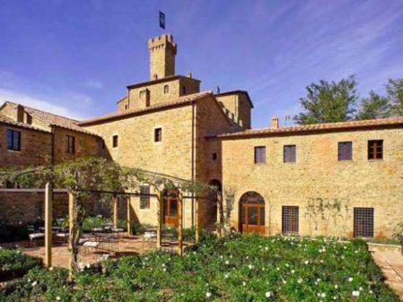Hotel de luxo na Toscana: Castello Banfi il Borgo