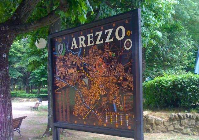 Toscana Arezzo