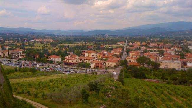 Toscana Arezzo capa
