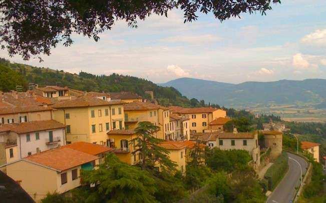 Toscana Cortona capa