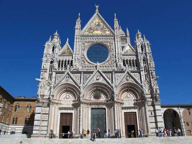 Toscana Duomo Siena