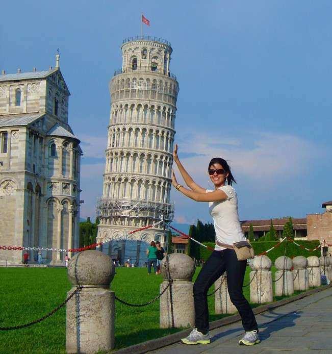 Toscana Pisa torre