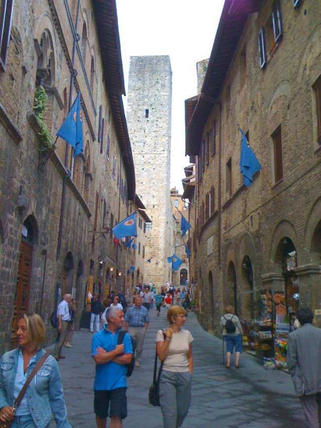 Toscana San Gimignano (2)