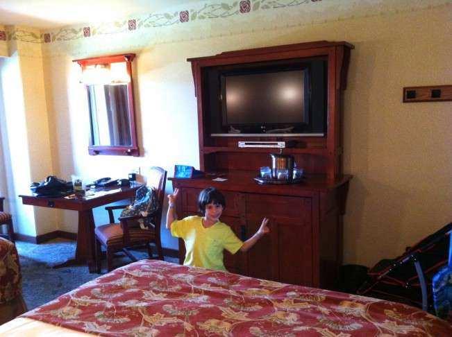 Disney hotel 5