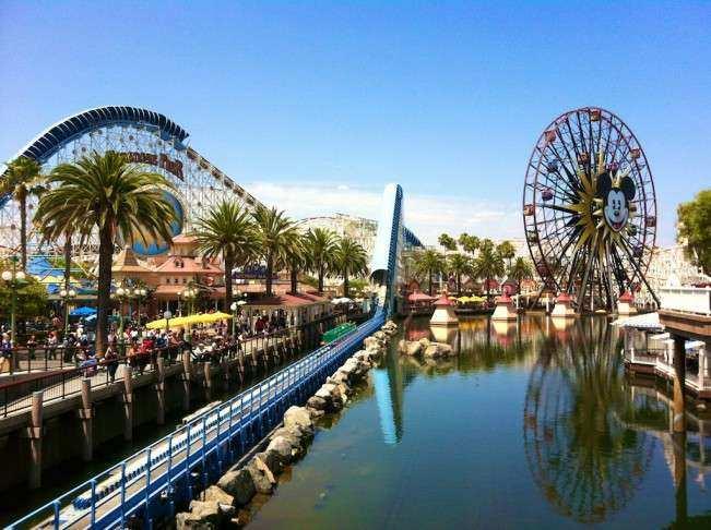 CA Disney ADV Paradise