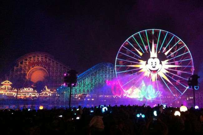 CA Disney ADV World of Color