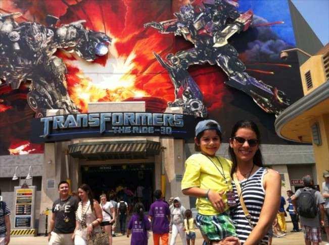 CA Universal Atracao Transformers