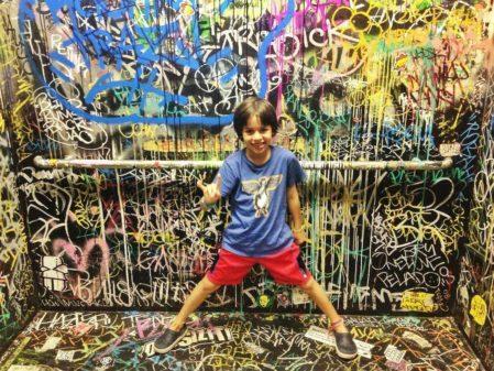 Los Angeles com crianças: o que fazer