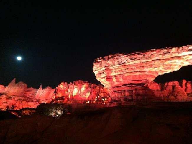 CA Disney Carros noite (1)