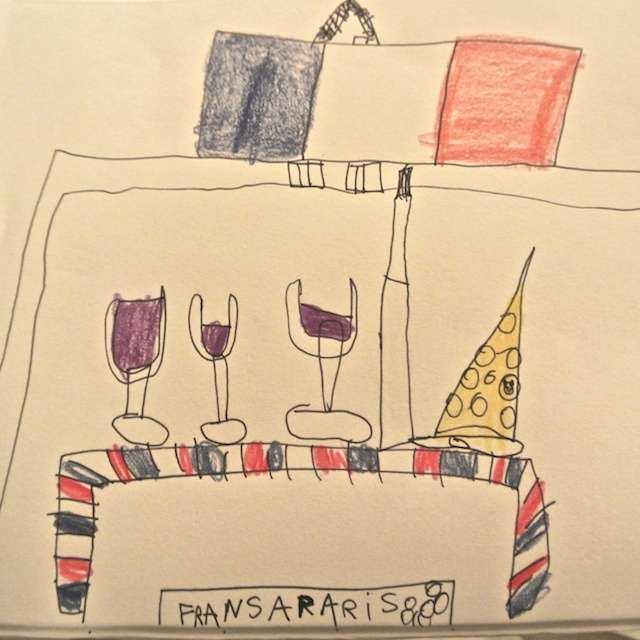 Paris Arpege 10