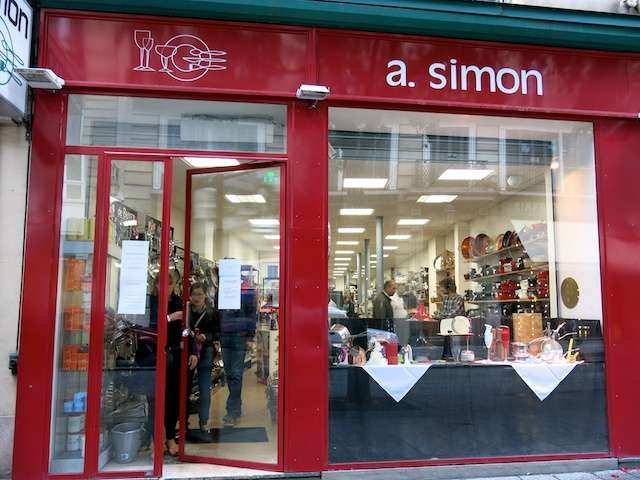 Paris Cozinha A Simon