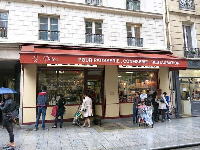 Paris Gourmet G Detou