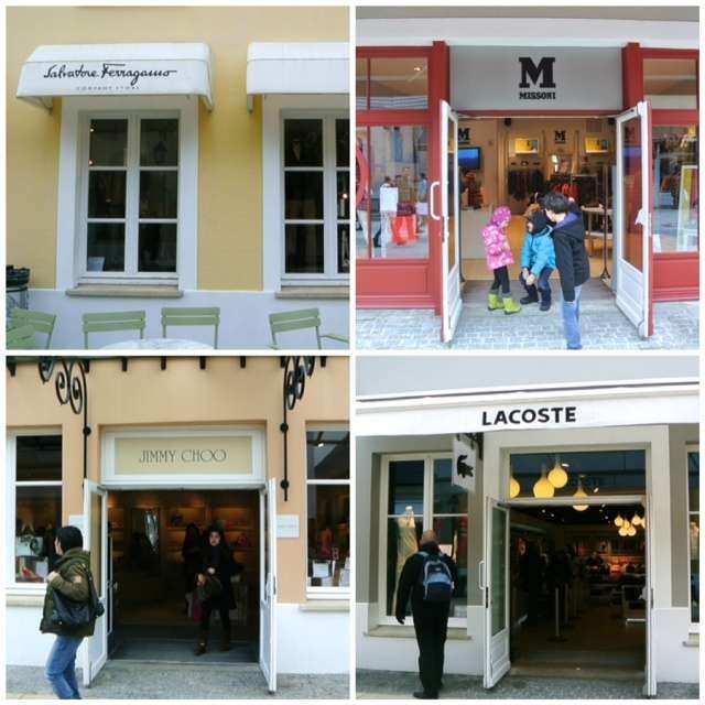 Paris Outlet lojas 1.1