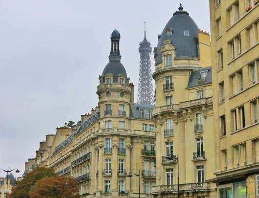 Paris Passy capa